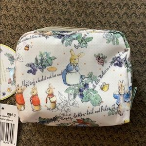 Lesportsac x Peter Rabbit Square Cosmetic